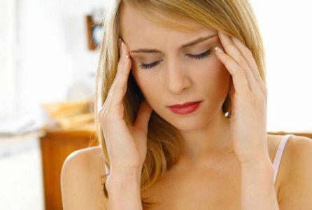 После массажа болит голова