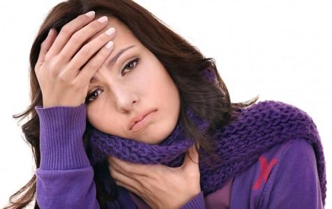 Как лечить головную боль при ангине