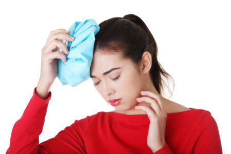 Избавления от головной боли в домашних условиях