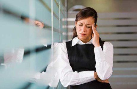 Переутомление как причина боли с левой стороны головы