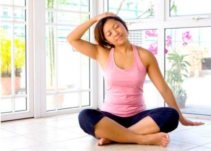 Упражнения от головной боли при беременности