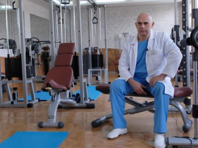 Упражнения для шеи и сосудов головного мозга по Бубновскому