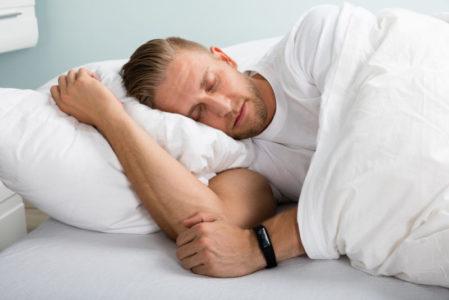 Оптимальный режим ночного отдыха